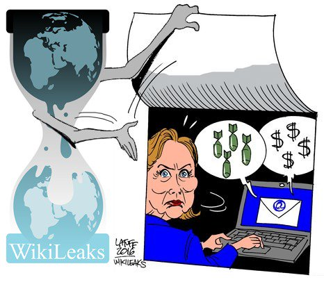 RELEASE: Search engine for 30,322 Hillary Clinton emails from Blair to the Rothchilds SEE