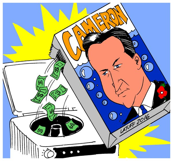 Panamapapers  Snowden Calls On Cameron To Resign -5279