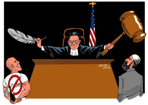 Toon of the Day: Double Standards in the Application of the Law