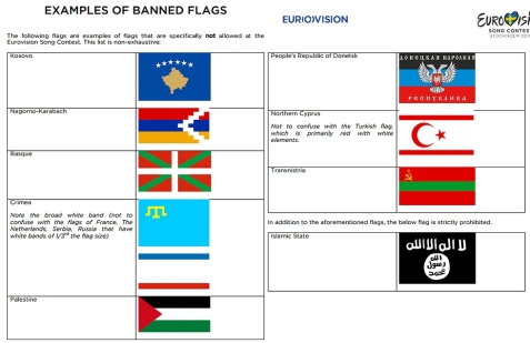 Original flag policy (screenshot from globearenas.se)