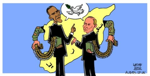 US, Russia and the Syria cease-fire