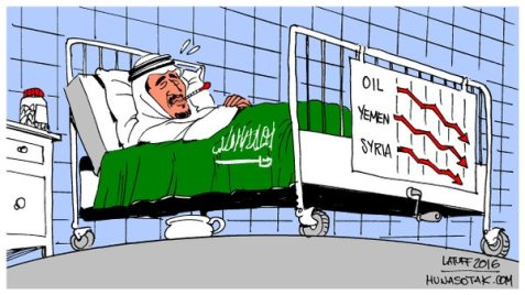 Saudi Arabia in TROUBLE!