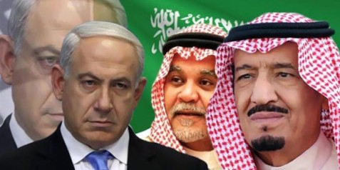 New Panama Papers Data Leak has revealed that the king of Saudi Arabia Saudi king Salman bin Abdulaziz gave  eighty million dollars to support Netanyahu's campaign