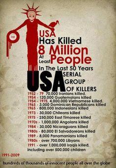 Why do we not call US crimes Christian crimes???