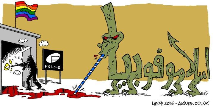 Feeding a Monster Called ISLAMOPHOBIA