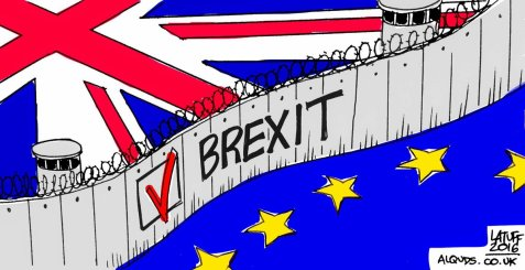 Brexit, the British Wall of Separation