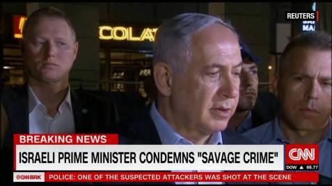 The 'savage' himself!
