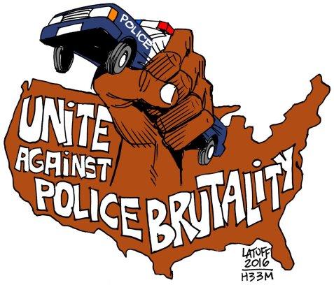 UNITE AGAINST POLICE BRUTALITY! #PhilandoCastile