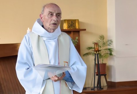 Despicable attack in Normandy, France. 84-yr-old priest Jacques Hamel slaughtered by 2 Da'ish-affiliated knifemen.