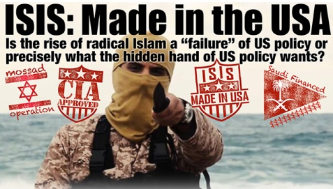 ISIS made in the USA