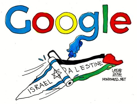 Google blames bug for removing 'West Bank' and 'Gaza' from Israel/Palestine map -