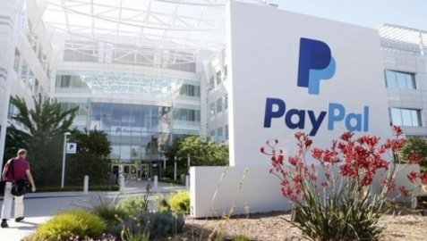 A PayPal sign is seen at an office building in San Jose, California May 28, 2014. | Photo: Reuters