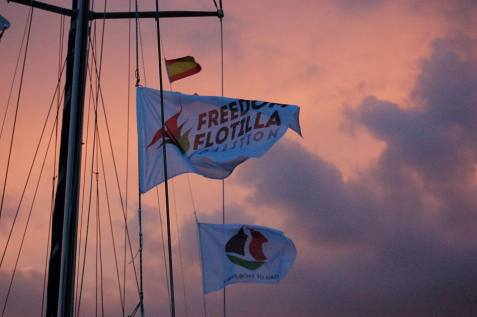 (FREEDOM FLOTILLA COALITION/FACEBOOK)