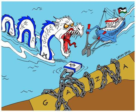 Sources indicate that the Israeli navy has been given orders to intercept the Gaza Flotilla.