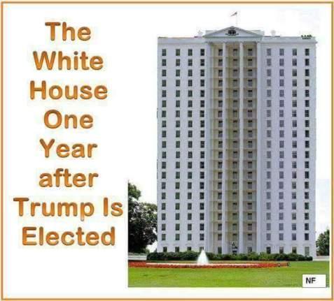 As Trump sees it ...