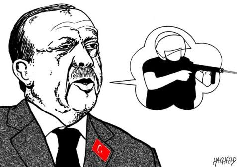 """Rainer Hachfeld: """"Erdoğan'dan günün emri"""""""