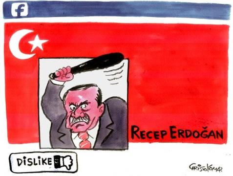 "Christo Komarnitski: ""Erdoğan'ın Facebook profili"""