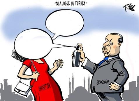 """Tom Janssen: """"Türkiye'den diyalog manzaraları"""""""