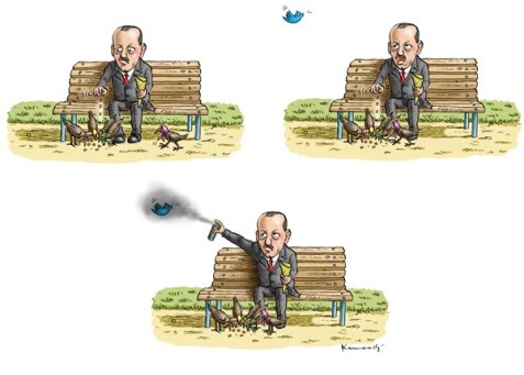"Marian Kamensky: ""Erdoğan"""