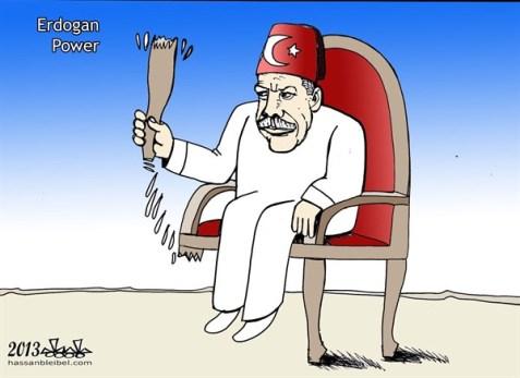 """Hassan Bleibel: """"Erdoğan'ın gücü"""""""