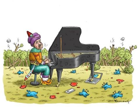 """Marian Kamensky: """"Erdoğan'ın piyanosu"""""""