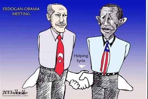 """Hassan Bleibel: """"Suriye'ye yardım"""""""
