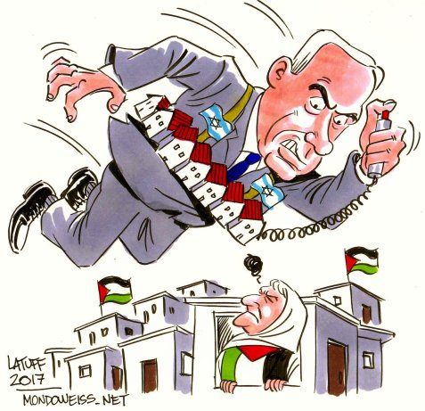 In the first week of 2017 Israel demolished the homes of 151 Palestinians