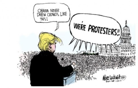 by Mike Luckovich / Atlanta Journal Constitution