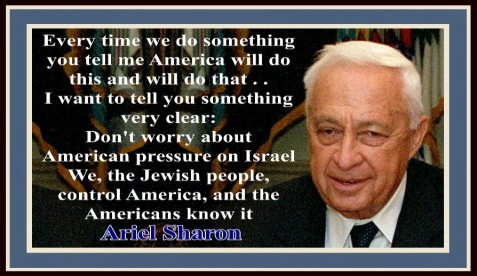 The immortal words of Ariel Sharon