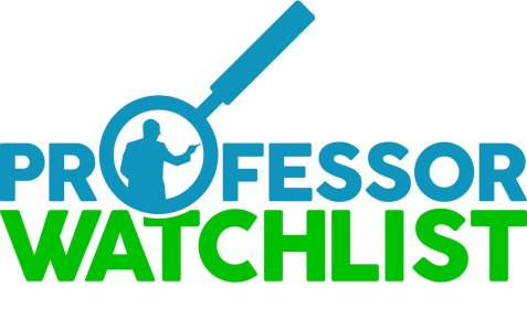 Logo: Professors Watchlist, a project of Turning Point USA